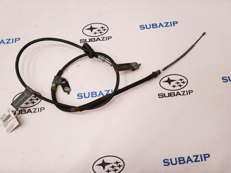 Трос ручника Subaru Impreza GH-3 EL154 2011 левый