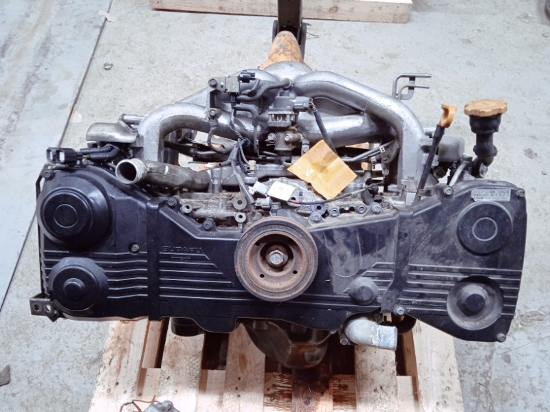 Двигатель Subaru Impreza G12 EL154 2011