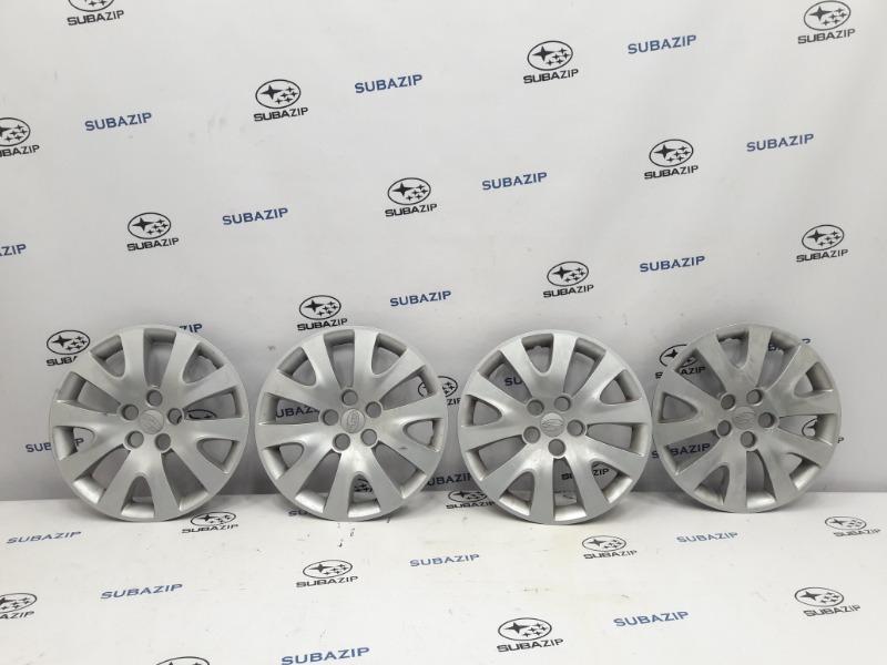Колпак колеса к-т Subaru Impreza G12 EL154 2011
