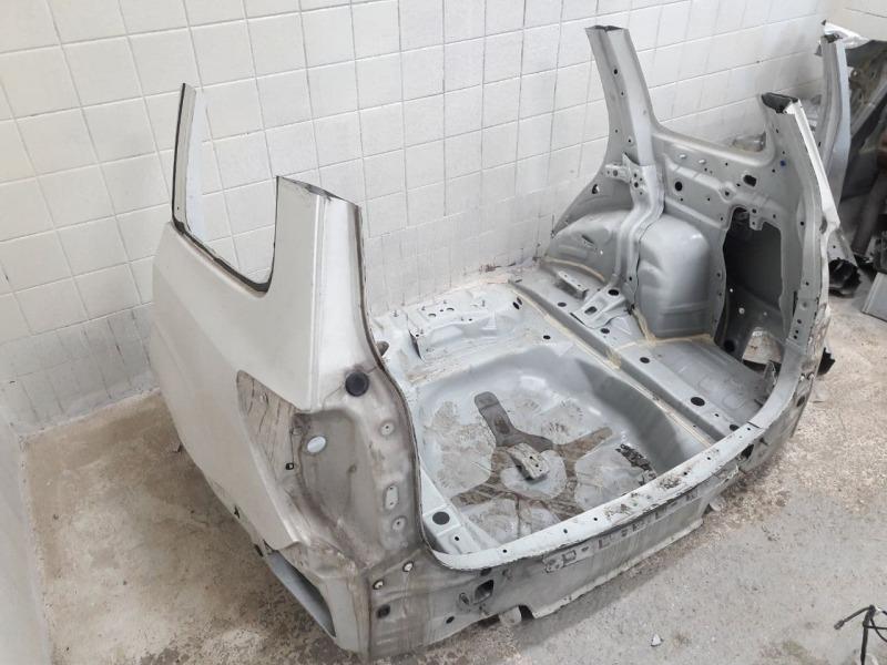 Задняя часть кузова Subaru Forester S12 EJ204 2009
