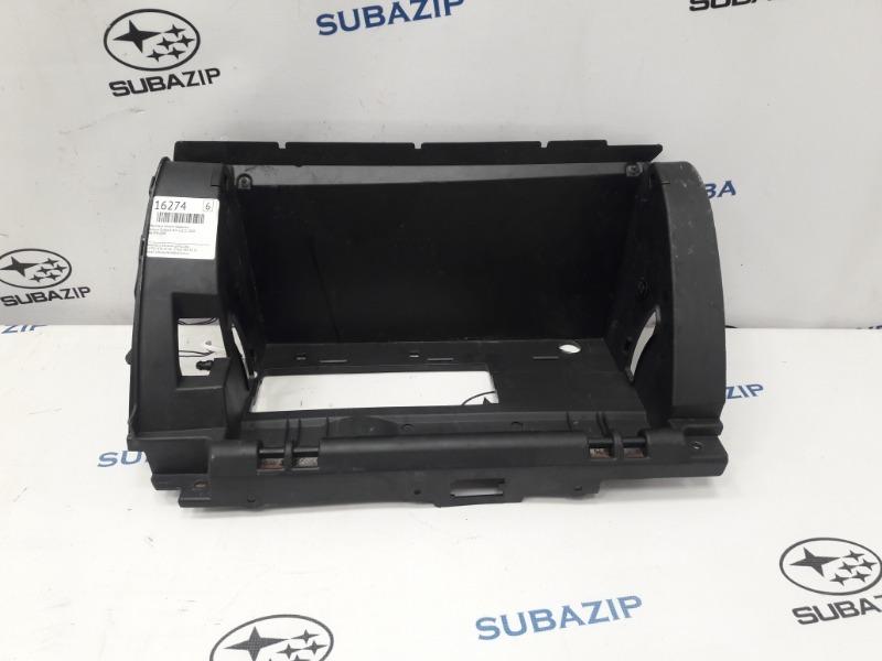 Накладка панели бардачка Subaru Outback B14 EJ253 2009