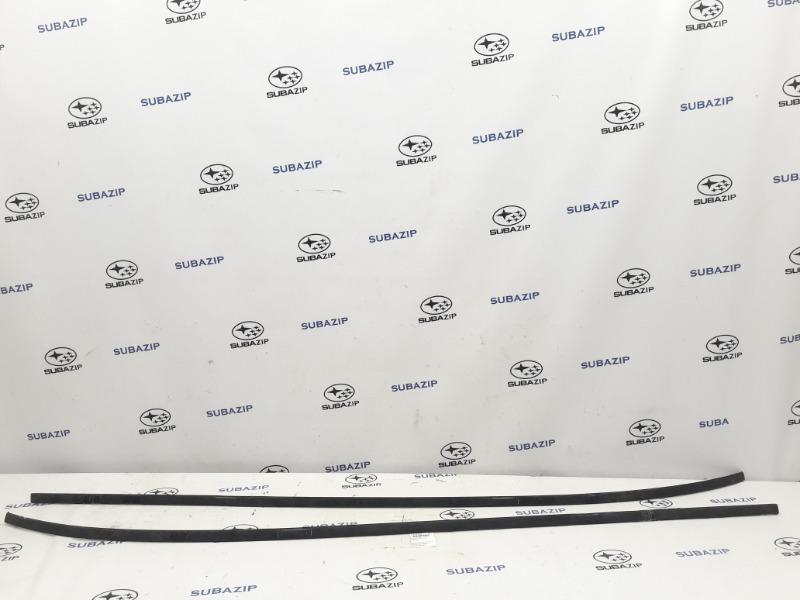 Заглушки рейлингов Subaru Outback B14 EJ253 2009