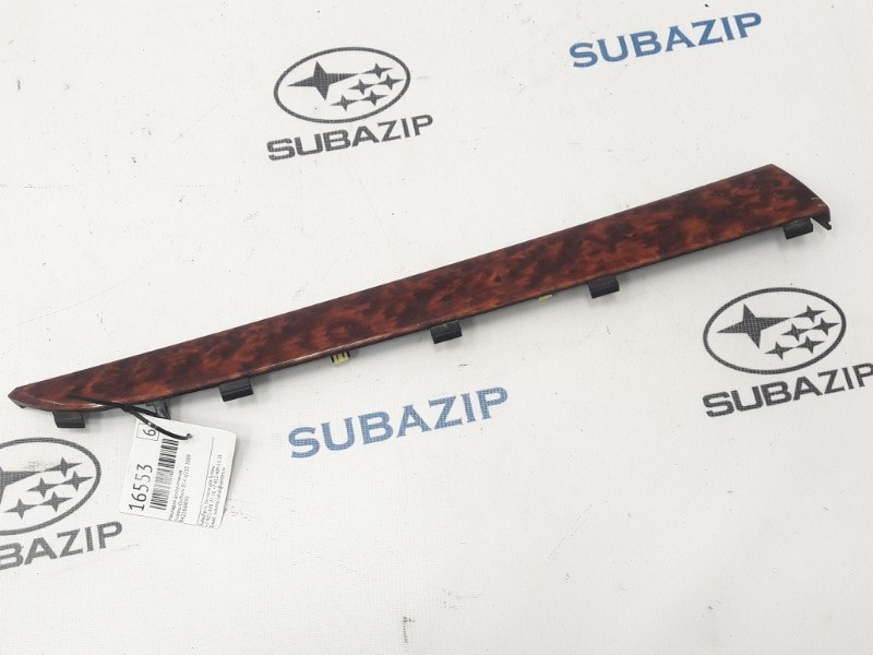 Накладка декоративная Subaru Outback B14 EJ253 2009