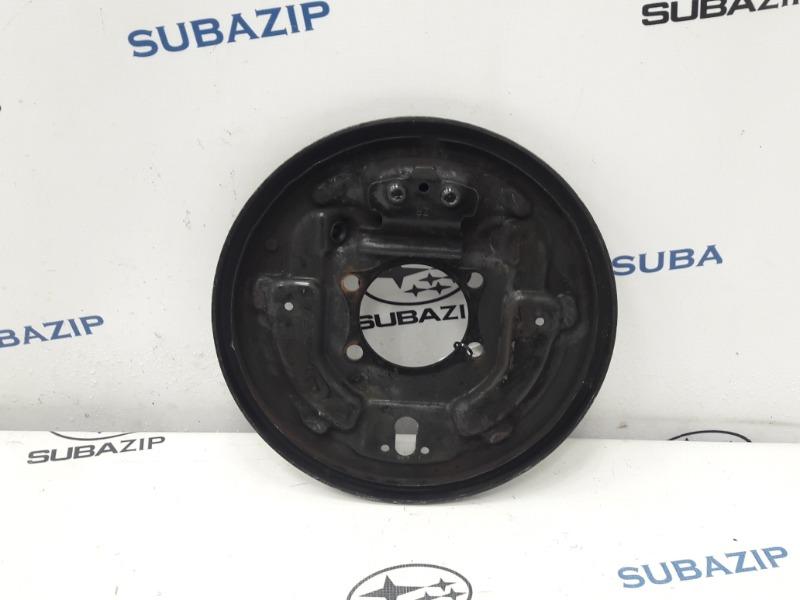 Щит тормозной Subaru Impreza G12 EL154 2011 правый
