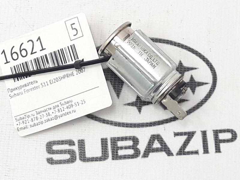 Прикуриватель Subaru Outback B14 EJ253 2009