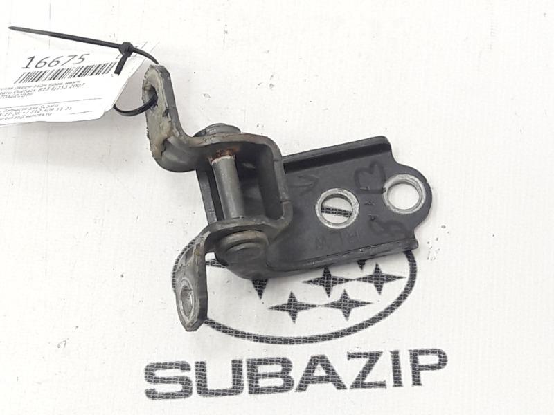 Петля двери Subaru Outback B13 EJ253 2007 задняя правая нижняя