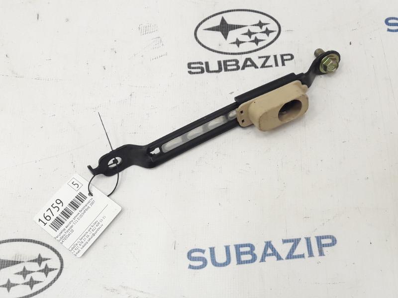 Регулятор высоты ремня безопасности Subaru Forester S11 EJ203HPRHE 2007