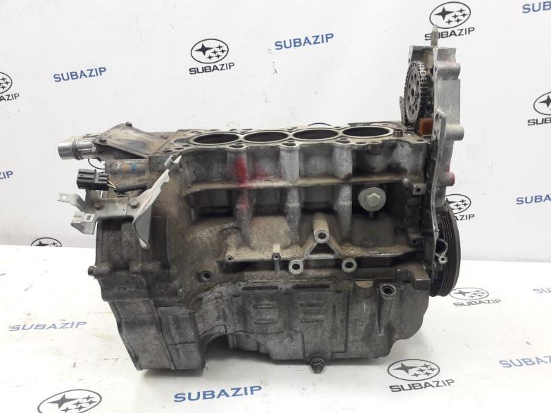 Блок двигателя Honda Fit