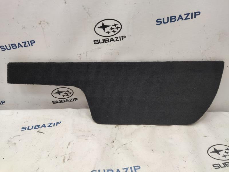 Пол багажника Subaru Outback B13 EJ253 2007 левый