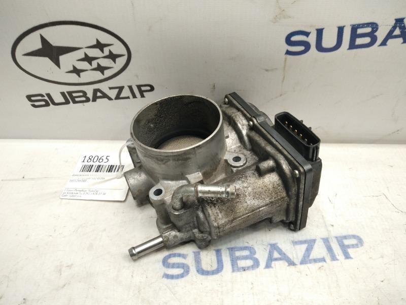 Дроссельная заслонка Subaru Forester S12 EJ20A