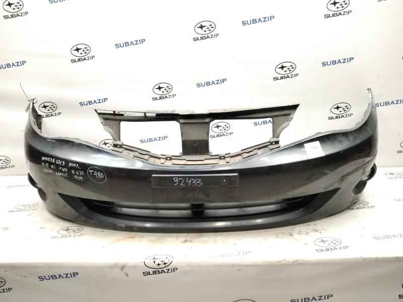 Бампер Subaru Impreza G12 2007 передний