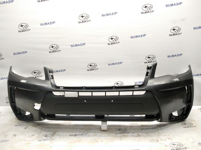 Бампер Subaru Forester S13 2012 передний