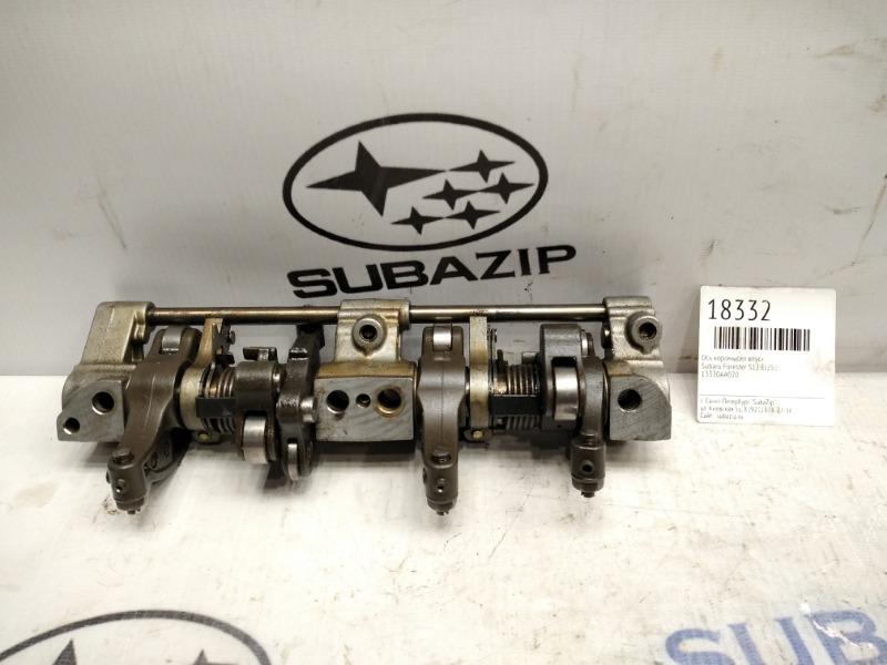 Ось коромысел впуск. Subaru Forester S12 EJ253