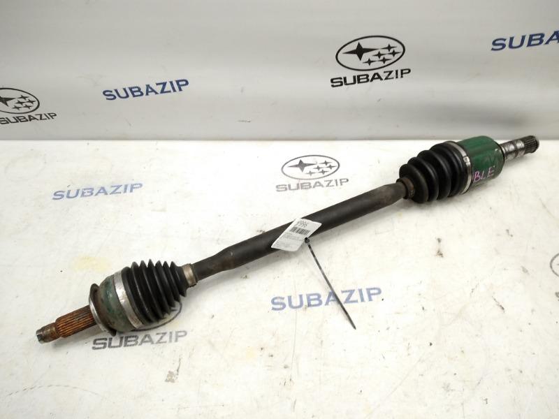 Привод Subaru Legacy B13 2003 передний
