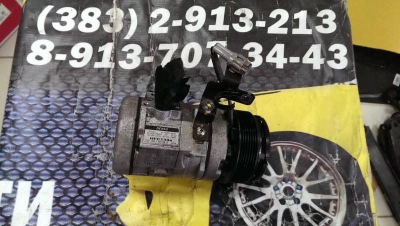 Компрессор кондиционера Subaru Outback BRD EE20Z 2014 447280-0930 SUBARU 73111-AJ020