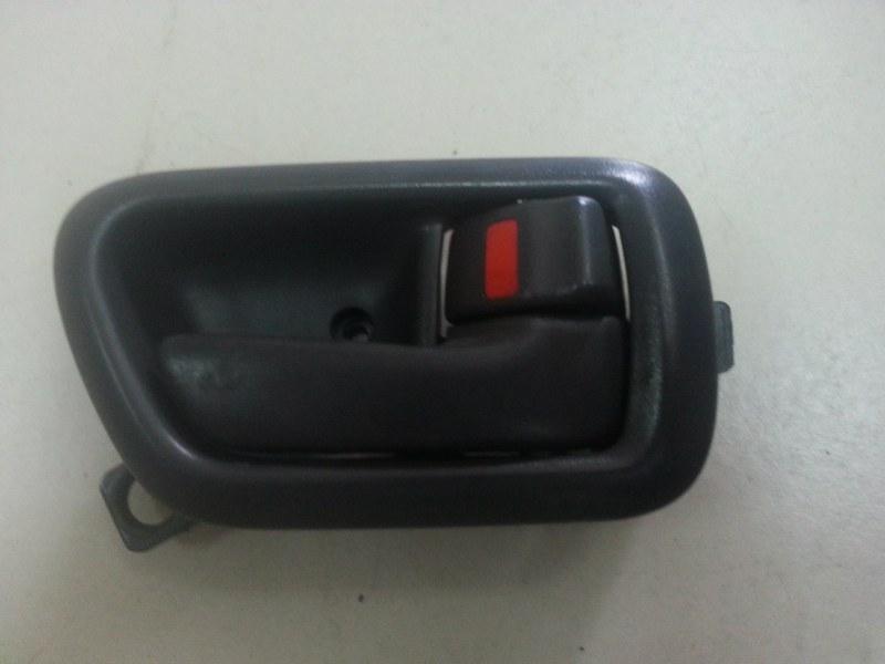 Ручка двери внутренняя Toyota Carina Ed ST200 3SFE передняя правая