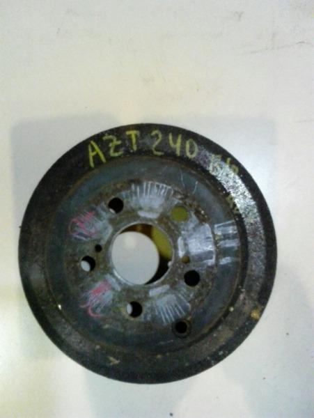 Тормозной диск Toyota Caldina AZT240 1AZFSE задний