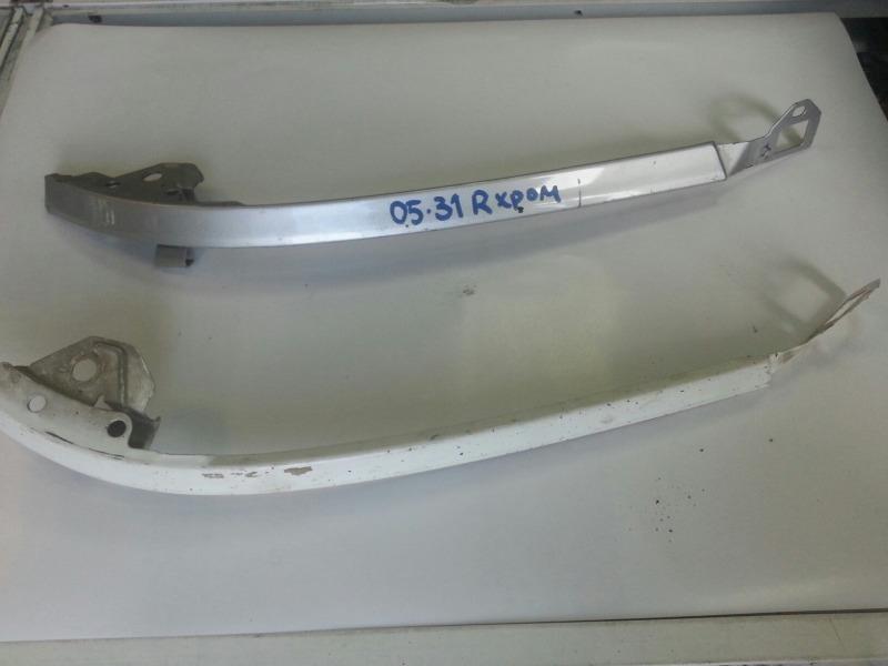 Планка под фары Toyota Caldina ST210G 3SFE передняя правая 0531 TOYOTA