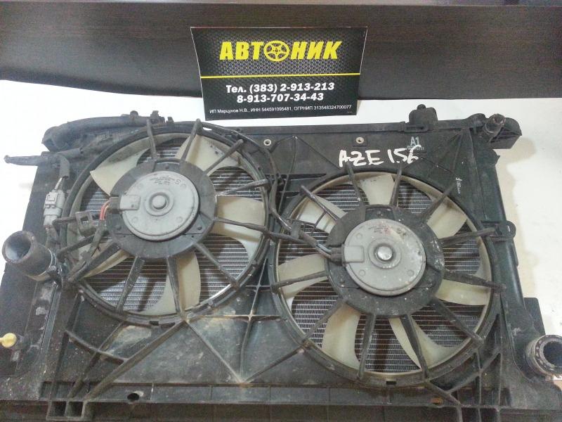 Радиатор основной Toyota Blade AZE156H 2AZFE TOYOTA 16400-28650