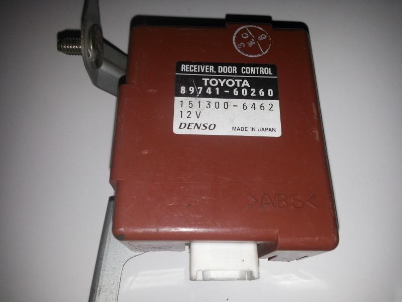 Блок управления замками Toyota Land Cruiser Prado KDJ95 1KDFTV 04.1996 TOYOTA 89741-60260