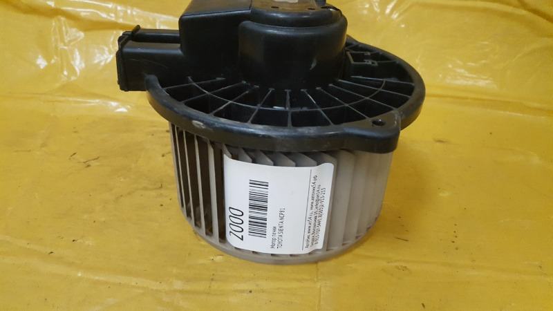 Мотор печки Toyota Ist NCP60 TOYOTA 87103-52100