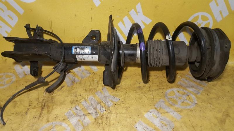 Стойка Nissan Lafesta B30 MR20DE передняя правая NISSAN 54302-EN01B