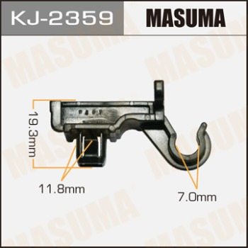 Клипса пластиковая masuma Toyota Corolla NZE121 MASUMA KJ-2359