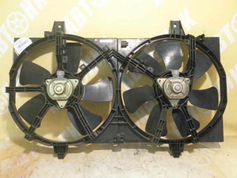 Диффузор радиатора Nissan Bluebird Sylphy QG10 QG15DE 04.1998 передний NISSAN 214814M400