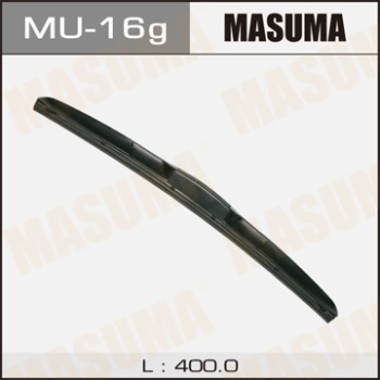 Щетка стеклоочистителя masuma 16inch 400mm гибридная j-hook