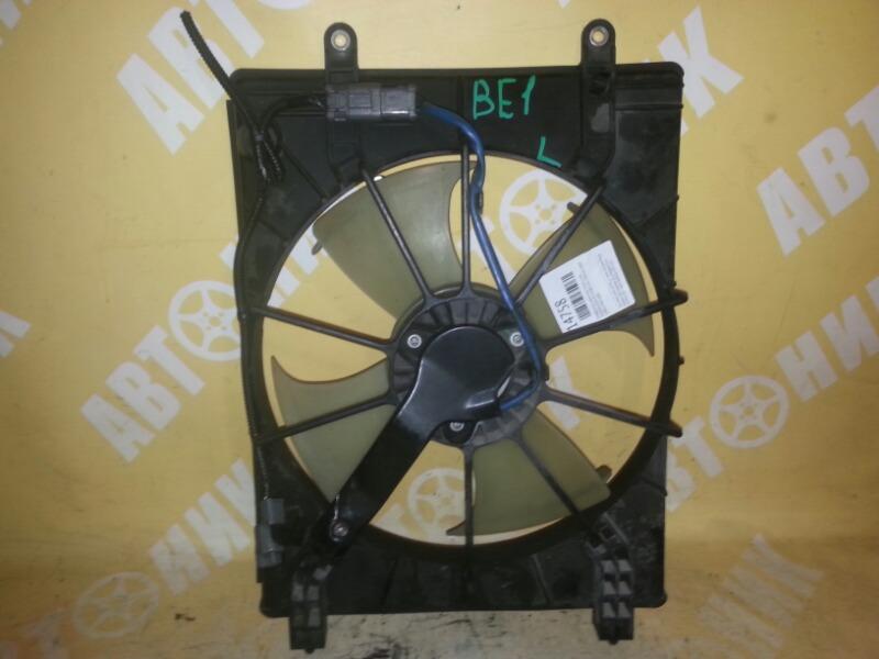 Диффузор радиатора Honda Edix BE1 D17A 06.2004 передний левый HONDA 19015-RJH-004