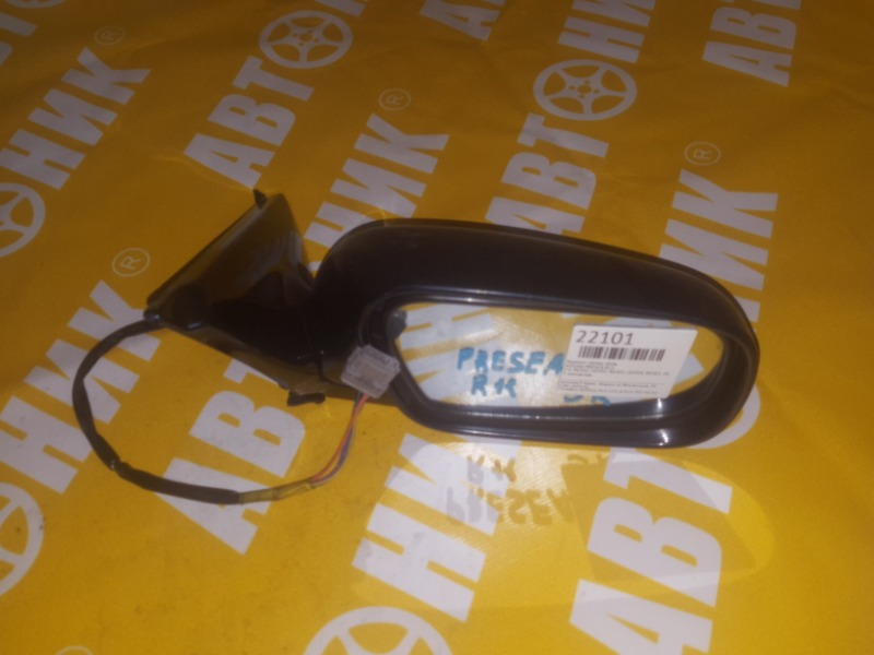 Зеркало Nissan Presea R11 переднее правое 5 k NISSAN 96301-26Y01