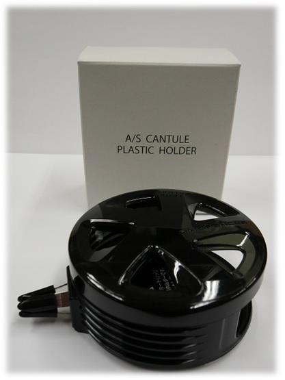Пластиковый держатель для ароматизаторов cantule EIKOSHA CH-1