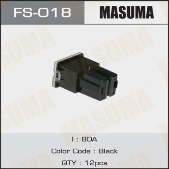 Предохранитель MASUMA FS-018
