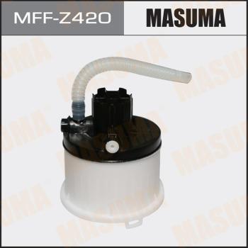 Фильтр топливный в бак Mazda 3 BK3P ZY-VE 2003.10 MASUMA MFF-Z420