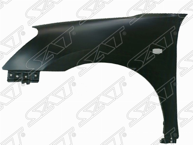 Крыло Nissan Bluebird Sylphy G11 HR15DE 11.2005/11.2012 переднее правое SAT ST-DT08-016-2
