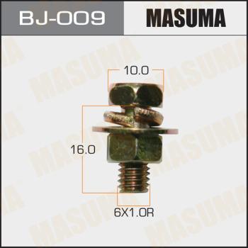 Болт MASUMA BJ-009