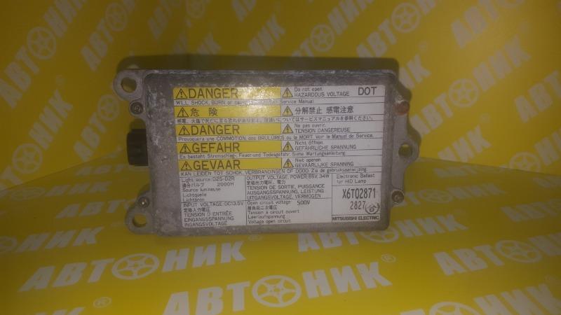 Блок розжига ксенона Honda Accord CL7 K20A x6t02871 33119-SAA-013