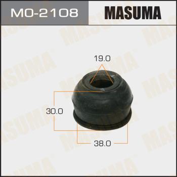 Пыльник шаровой опоры 19х38х30 MASUMA MO-2108