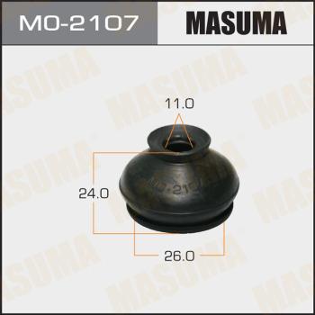 Пыльник шаровой опоры MASUMA MO-2107