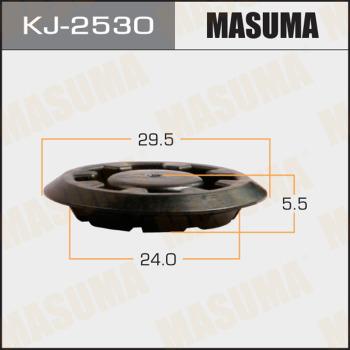Клипса пластиковая masuma MASUMA KJ2530
