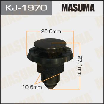 Клипса пластиковая masuma MASUMA KJ-1970