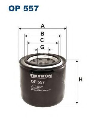 Фильтр маслянный FILTRON OP557