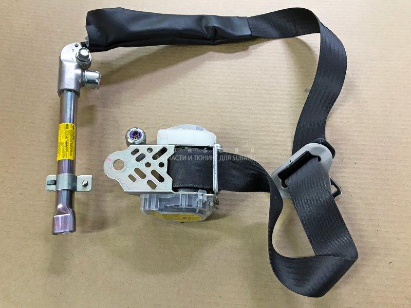 Ремень безопасности Subaru Forester SHJ SH5 SH9 FB20ASZNXA 2010 передний правый