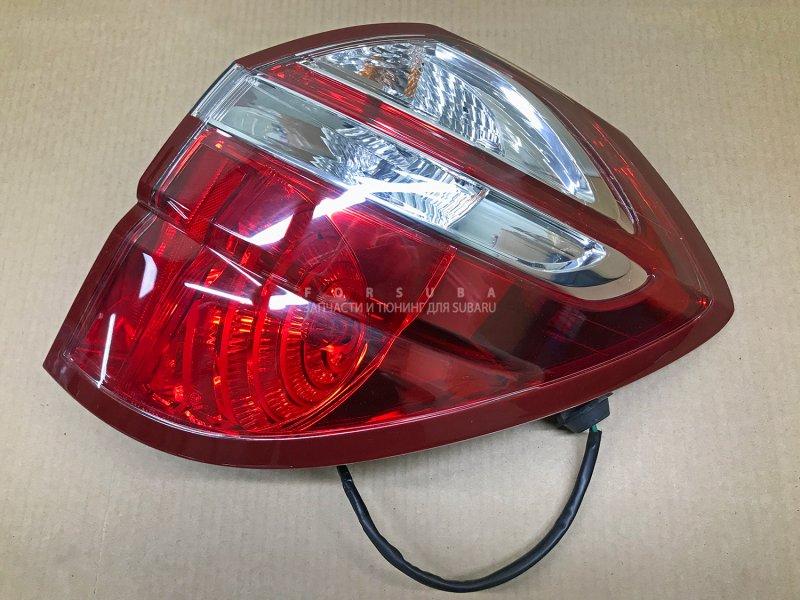 Стоп-сигнал Subaru Legacy Wagon BP5 BPE BP9 EJ20XHKDME 2007 задний правый