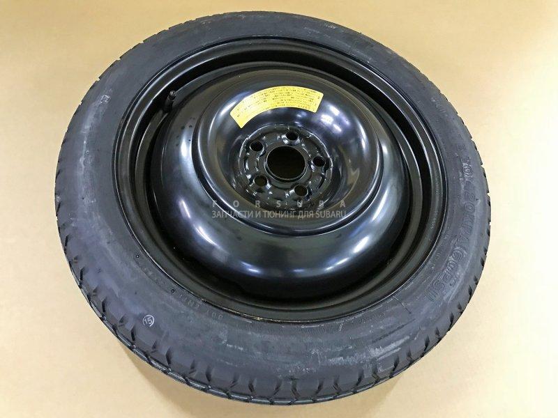 Запасное колесо Subaru Legacy Wagon BP5 BPE BP9 BL5 BL9 BLE EJ20XHKDME 2007
