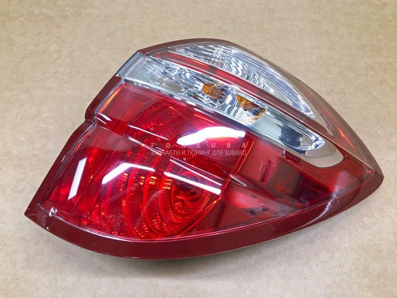 Стоп-сигнал Subaru Legacy Wagon BP5 BPE BP9 EJ20XHBEME 2007 задний правый
