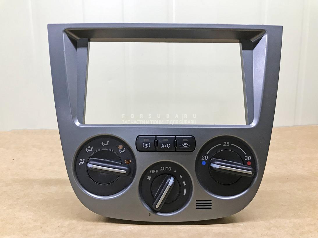 Блок управления климат-контролем Subaru Impreza Wrx Sti GDB EJ207DW5CR 2003