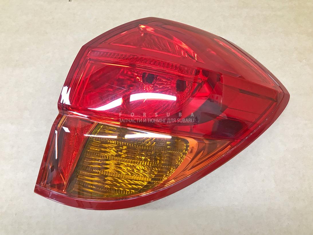 Стоп-сигнал Subaru Legacy Wagon BP5 BPE BP9 EJ20XDKCJE 2005 задний правый