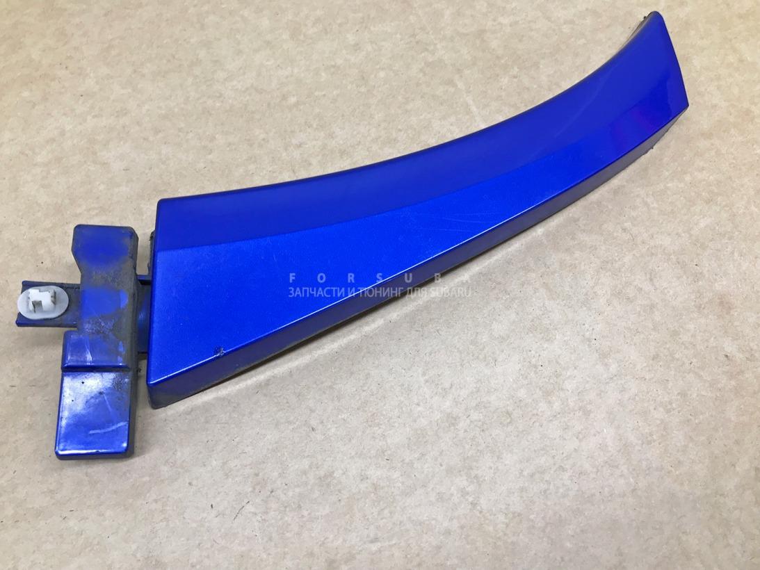 Накладка на крыло Subaru Legacy Wagon BP5 BPE BP9 BL5 BL9 BLE EJ20XDKCJE 2005 задняя правая
