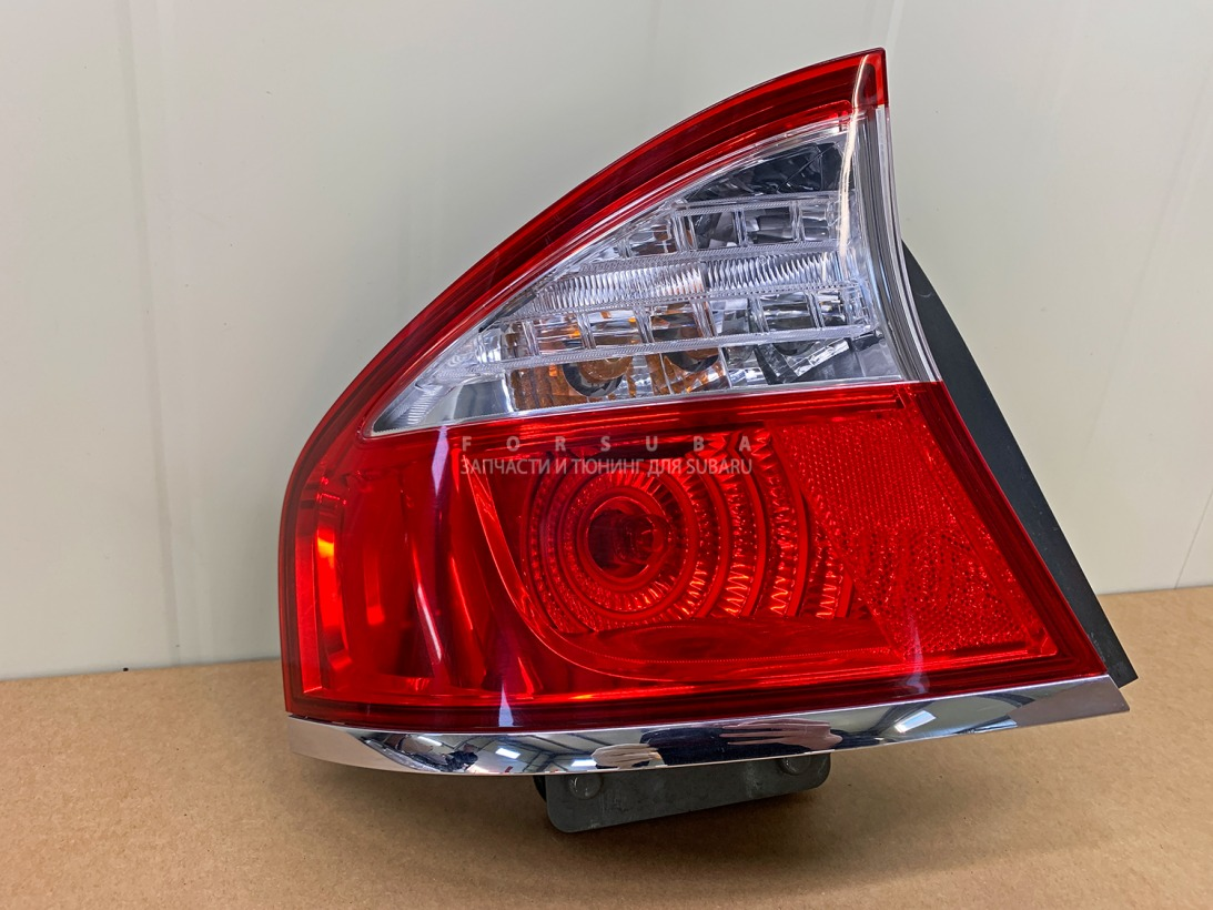 Стоп-сигнал Subaru Legacy BL5 BLE BL9 EZ30DJLDGE 2007 задний левый